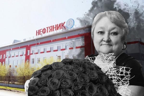 Елена Григорьева поступила в больницу 2 июля, а через два дня её не стало