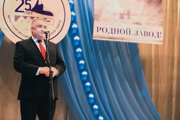 Андрей Юрчиков имеет разные награды, в том числе звание почётного гражданина Миасса
