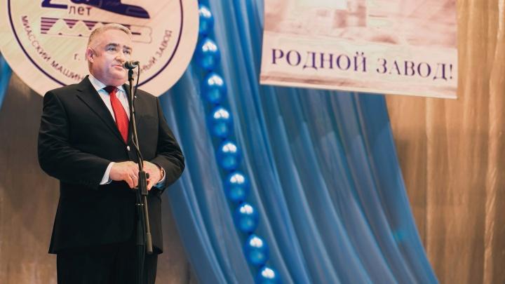 Экс-директора оборонного завода в Челябинской области заподозрили в фиктивных сделках на 19 миллионов
