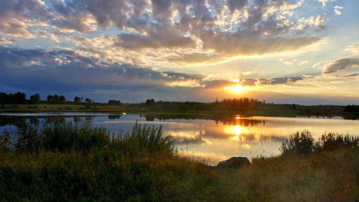 Зонтики пригодятся: синоптики Кузбасса дали прогноз погоды на выходные