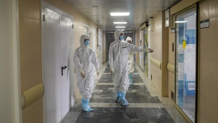 Уральские бизнесмены будут бесплатно кормить врачей, которые работают в «красной» зоне