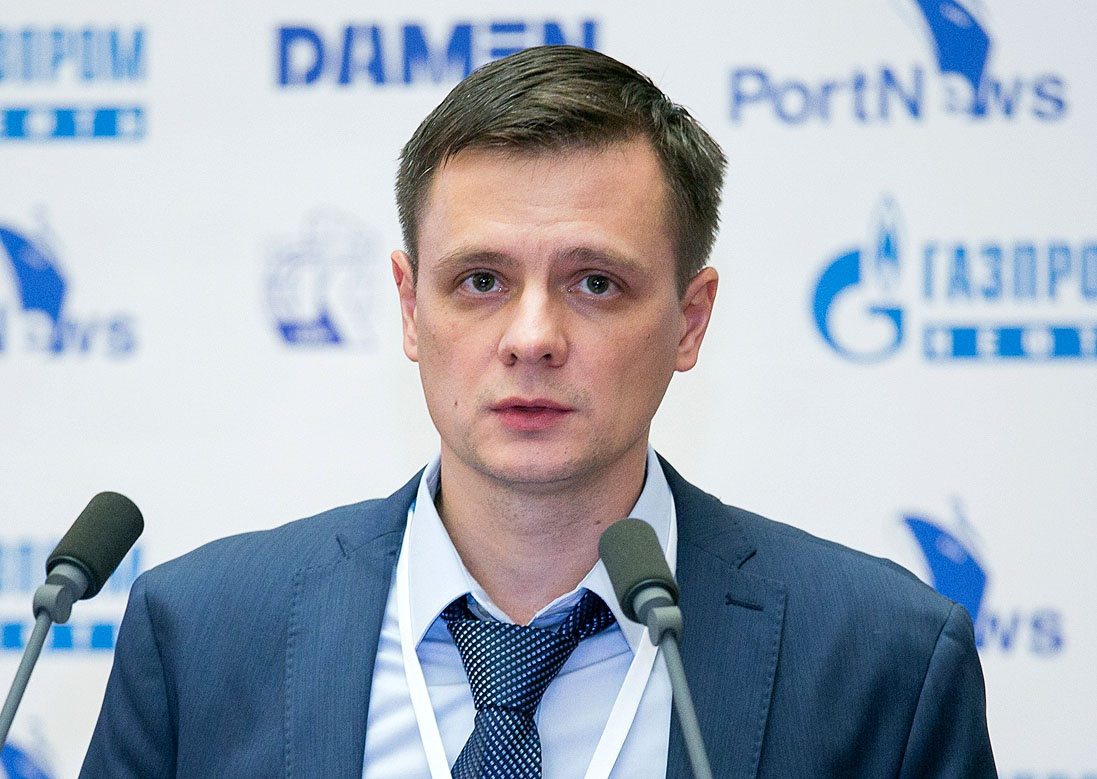 заместитель генерального директора ЦНИИ Морского флота Александр Буянов