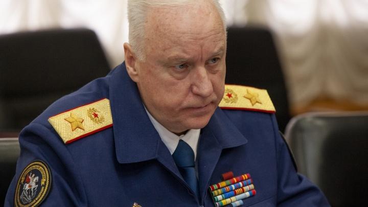 Глава Следкома России заинтересовался трагедией с 12-летней девочкой