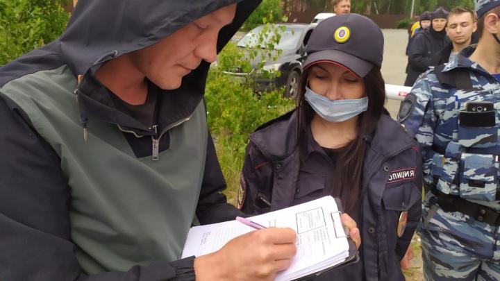 Режиссер фильма Ксении Собчак написал заявление в полицию об избиении в Среднеуральском монастыре