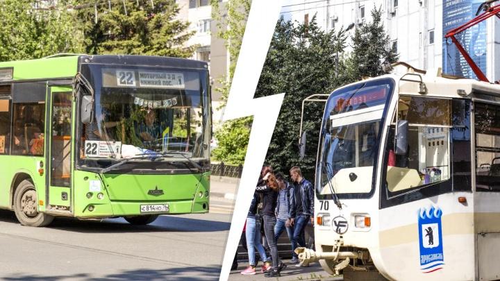 Сэкономят миллионы на зарплате: в Ярославле планируют объединить ПАТП-1 и Яргорэлектротранс