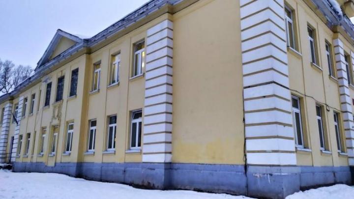 Капитальный ремонт в здании школы № 77 в Архангельске начнётся 1 апреля