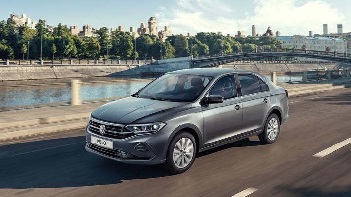 Теперь только лифтбэк: рассекречен новый Volkswagen Polo для России