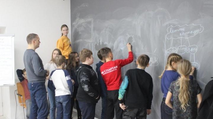 Новосибирцы стали чаще отдавать детей вбизнес-школу — что там преподают