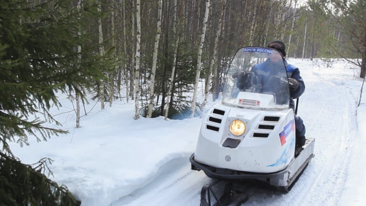 В Башкирии почтальона — героиню всероссийского проекта оставили без транспортного средства