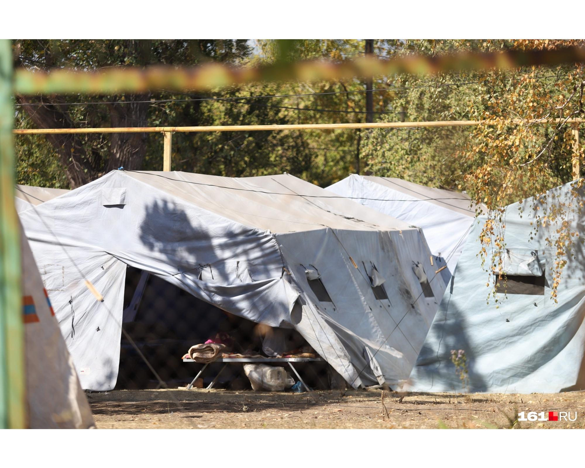 Всего в Каменске-Шахтинском сейчас находится более тысячи мигрантов