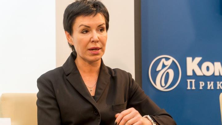 Замглавы Перми Людмила Гаджиева написала заявление об увольнении
