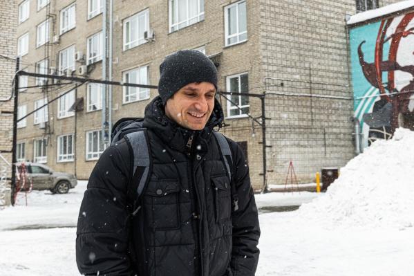 Алексей Приходько не ожидал, что их проект получит президентский грант