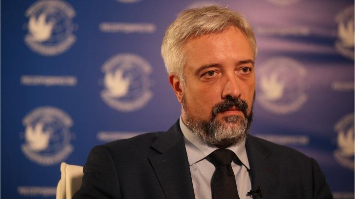 Глава Россотрудничества Евгений Примаков посетил Волгоградский государственный университет