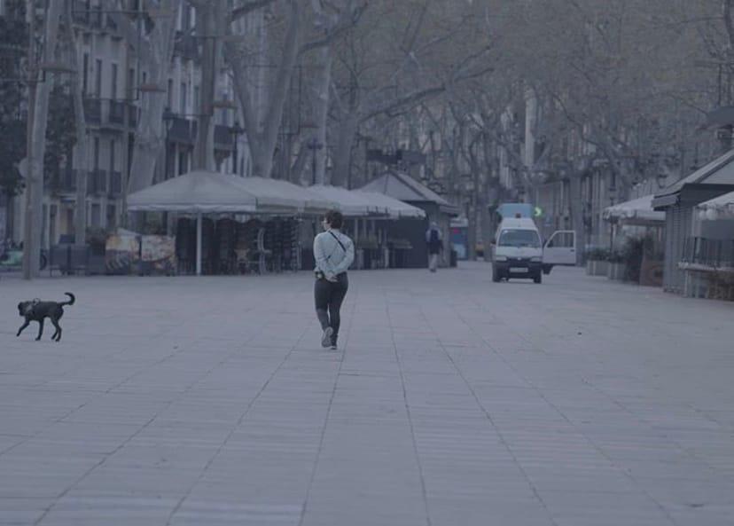 Выходить на улицу можно только по одному