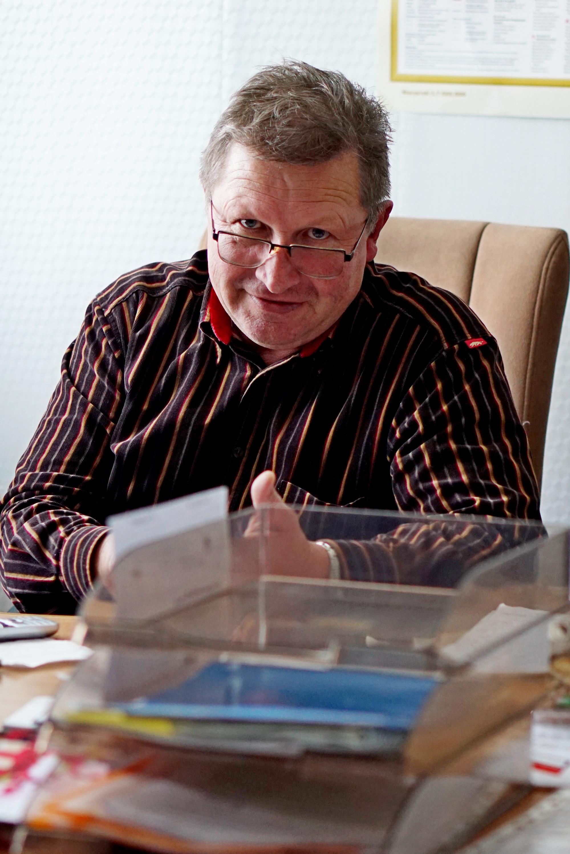 Олег Красильников сам изобретает — сам производит сельхозмеханизмы