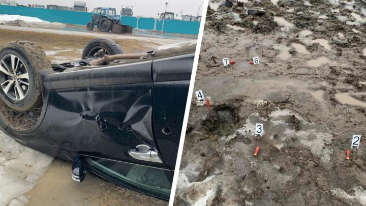 Исколол машину вилами и стрелял в родную дочь: суд вынес приговор пенсионеру из тобольской деревни