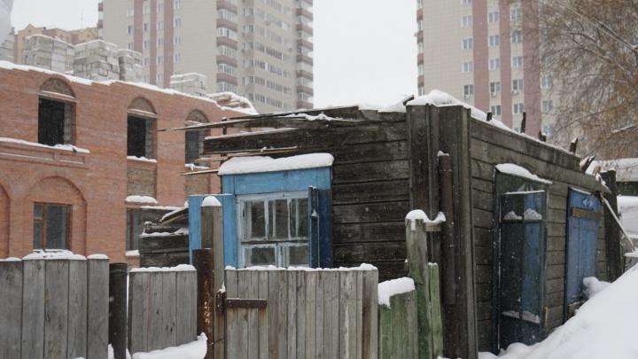 Участок с домом Янки Дягилевой начали готовить к новой стройке
