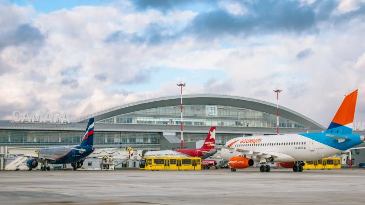 Жителям Самарской области будут продавать льготные билеты на самолёты