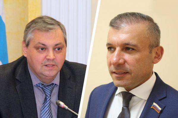 Алексей Алсуфьев и Ваге Петросян продолжат работу в правительстве области