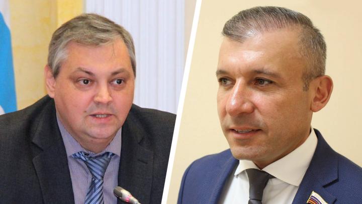 В АОСД согласовали кандидатуры первых заместителей губернатора — Алексея Алсуфьева и Ваге Петросяна