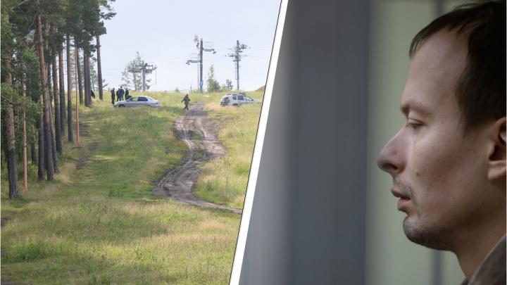 Подозреваемый в убийстве двух девушек на Уктусе потребовал суда присяжных