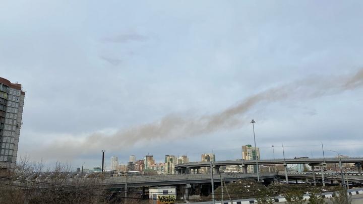 В центре Челябинска произошел взрыв