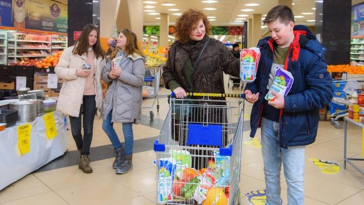 Хороший запас: омичи смогут купить ультрапастеризованное молоко впрок