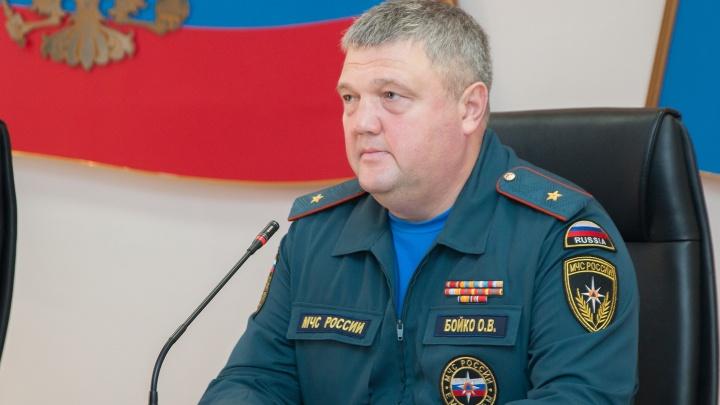 Олег Бойко: «В момент прорыва в трубе находилось около 550 тонн газа»