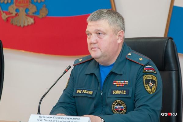 Олег Бойко: «Устранять последствия прорыва на газопроводе начнут после 14:00 3 июля»