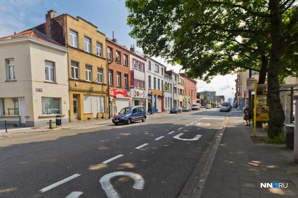 В столице Бельгии очень размеренный ритм жизни