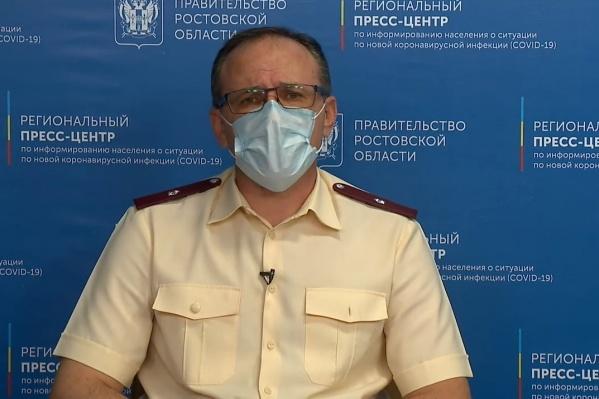Под подозрение Ковалева попали семь районов области