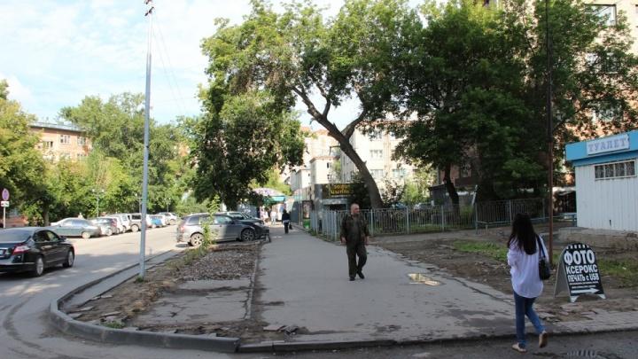 Главный архитектор Новосибирска объявил о желании сделать пешеходную улицу рядом с площадью Калинина