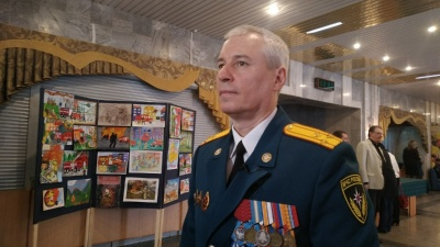 Экс-начальник МЧС Зауралья Олег Рожков задержан за превышение должностных полномочий