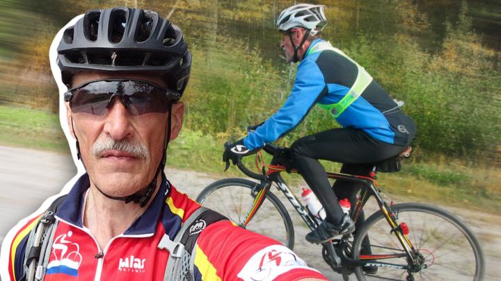 «В дороге я — одиночка»: велосипедист в 61 год доехал из Архангельска до Владивостока