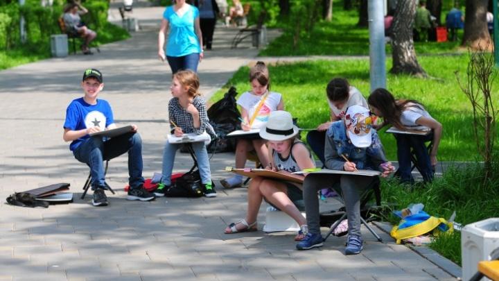 Загородные лагеря в Свердловской области откроются 15 июня