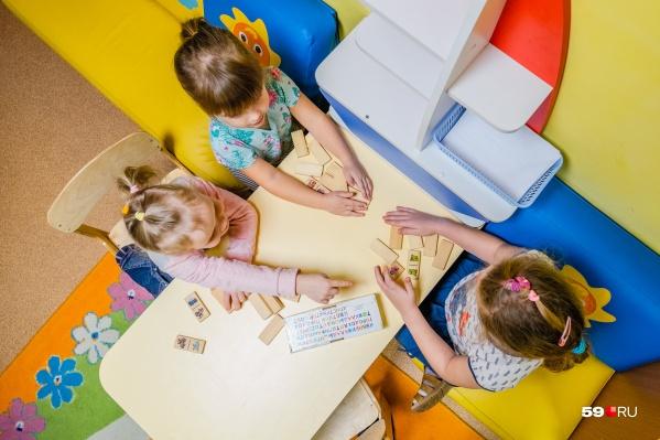 Дежурные группы открыли для детей на время коронавируса