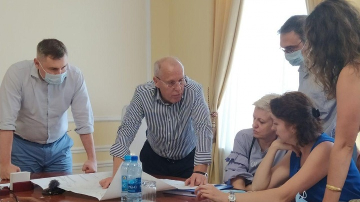 В Куйбышевском районе построят два водовода