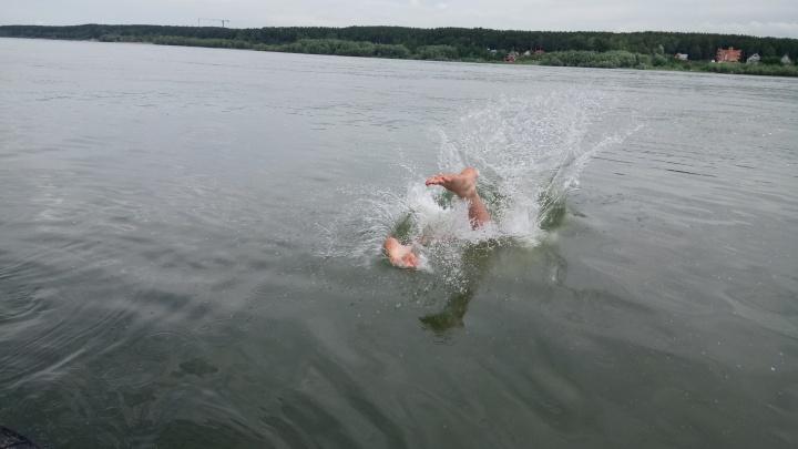 В кузбасском озере утонул подросток