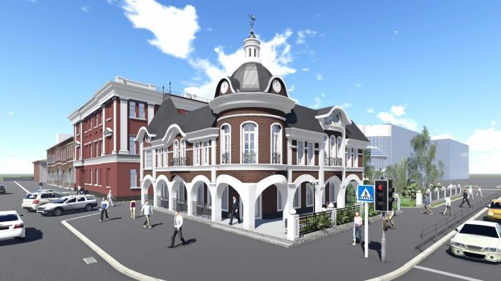 В Архангельске построят новый культурно-деловой центр. Его уже критикуют горожане