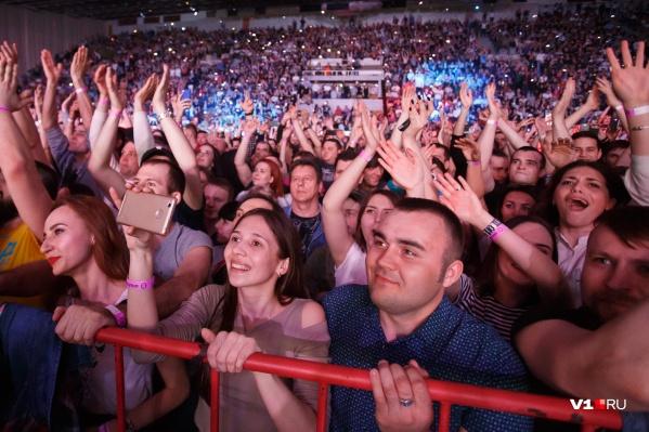 Пока ни один из артистов не отказался от выступления в Волгограде
