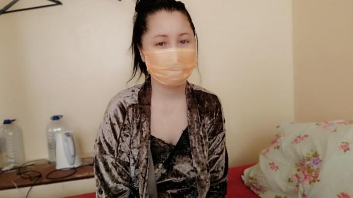 Эфир UFA1.RU: пациентка РКБ имени Куватова рассказала о больных пневмонией, живущих по соседству