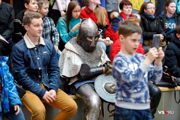 Увлечение современных рыцарей поняли не все зрители