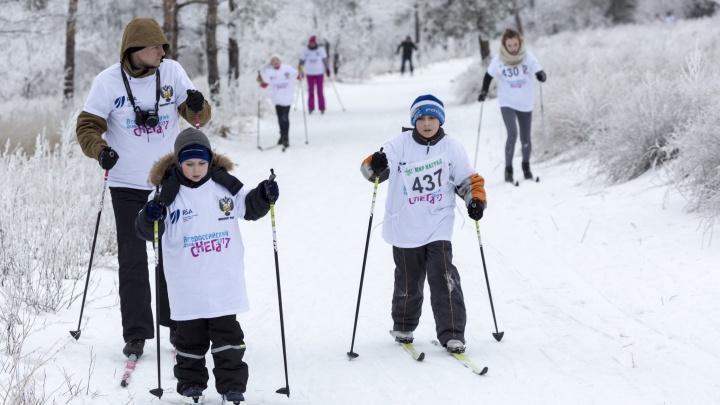 Волгоградцы готовятся встать на лыжи