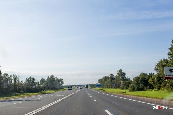 Новая федеральная трасса пройдёт через Ярославль и Углич
