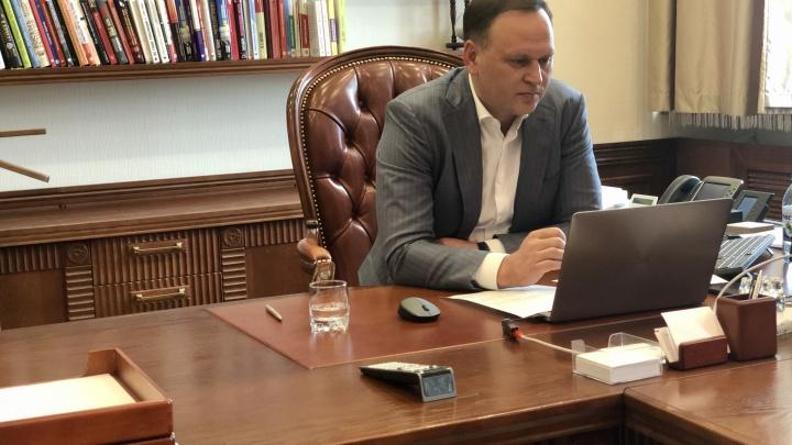 Как вести бизнес удалённо: предпринимателям Тюмени рассказали об экосистеме сервисов Сбербанка