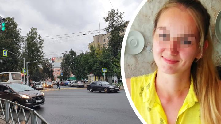«Извинился и скрылся»: в центре Ярославля велосипедист сбил девушку