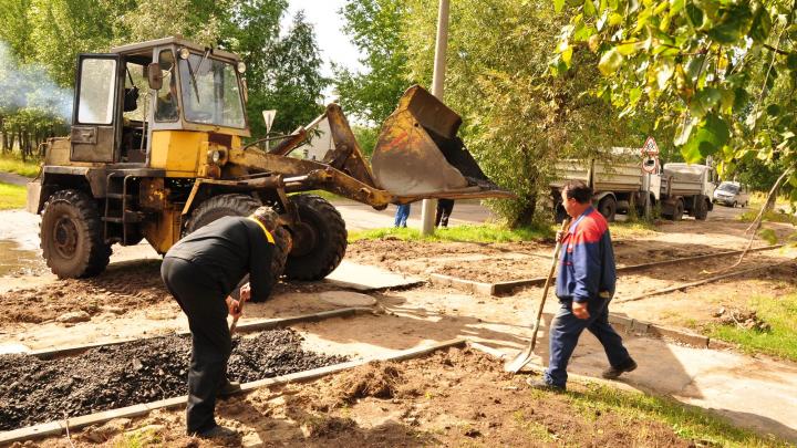 На ремонт тротуаров в Архангельске потратят более 8 миллионов рублей