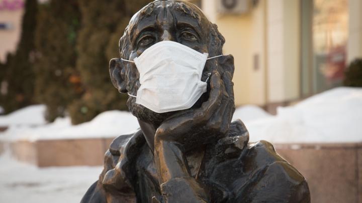 «Вспомним дедовский способ»: власти предложили челябинцам самим шить маски из марли