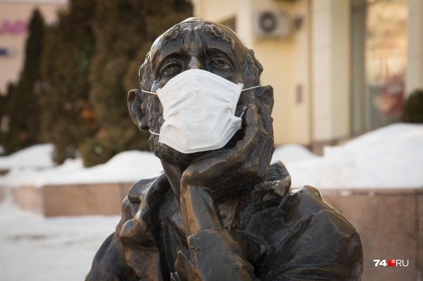 В Минздраве считают, что ажиотажный спрос на маски в аптеках создали искусственно