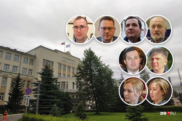Кто из них дойдет до выборов? Кандидаты еще должны преодолеть муниципальный фильтр — собрать подписи